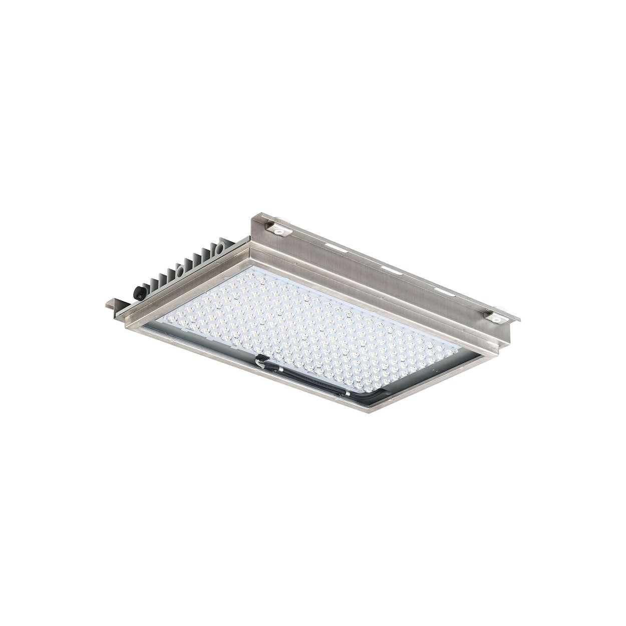FlowStar – éclairage LED pour entrée (renforcement) et intérieur (section courante) de tunnel