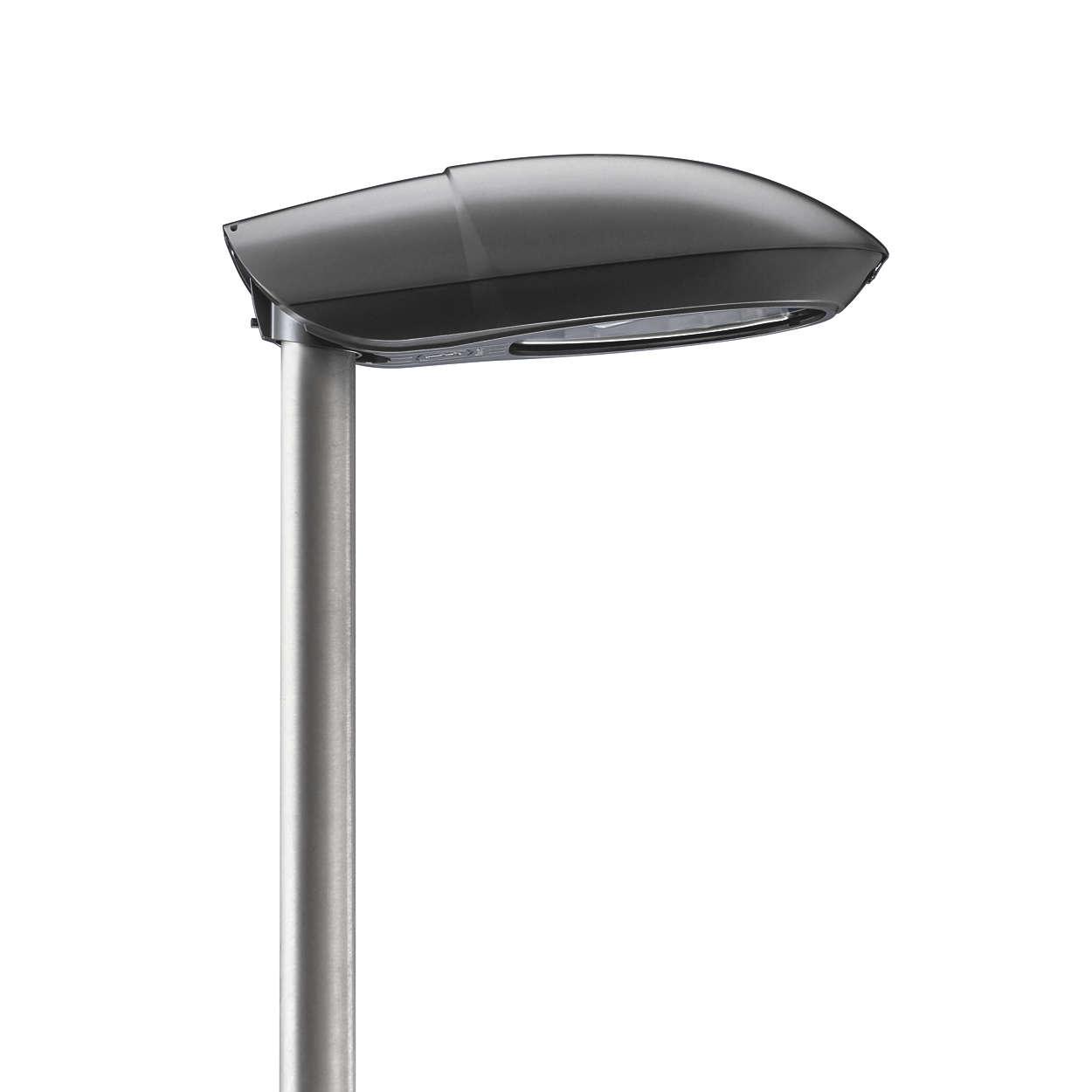 Arc : gamme complète et multifonctionnelle d'éclairage de la voie publique avec un design intemporel