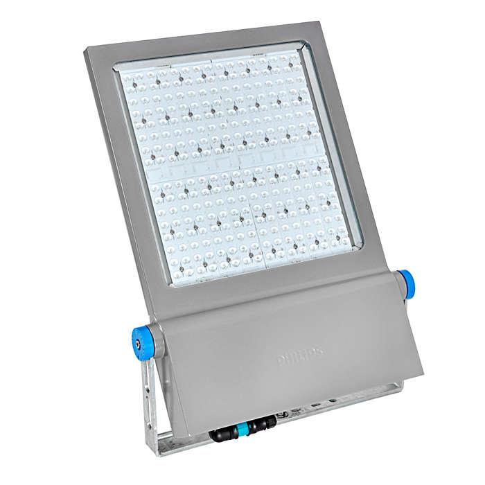 ClearFlood Large – Die beste Lösung für eine direkte Umrüstung von konventionellen Scheinwerfern