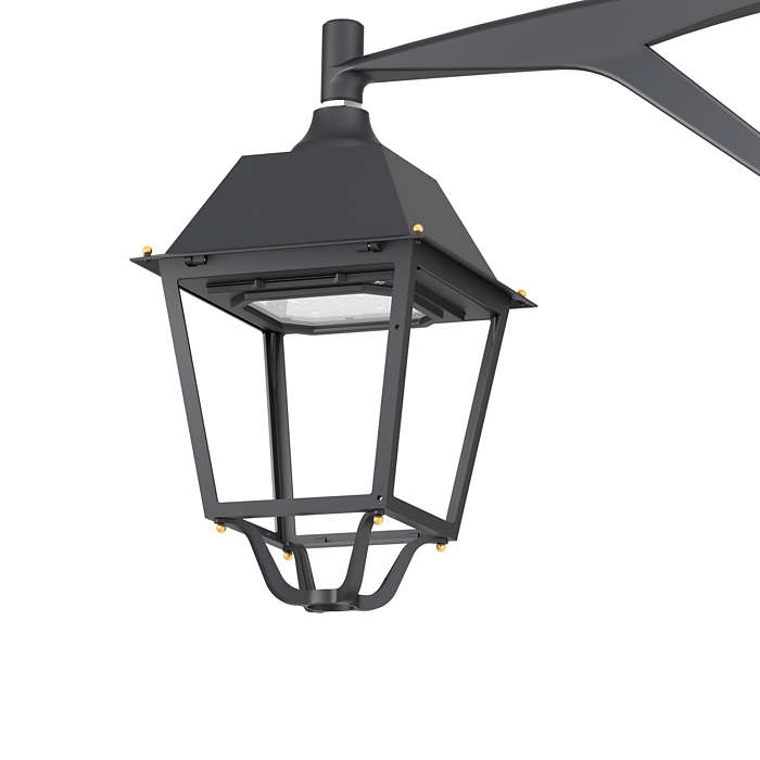 Stylizowanaoprwa inspirowana hiszpańskimi XIX-wiecznymi latarniami