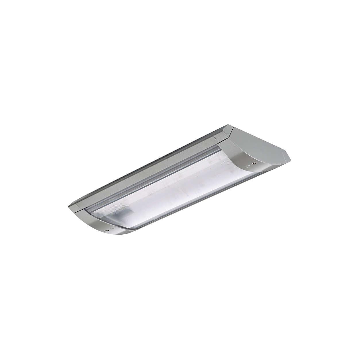 Flyt-LED – robust og strømlinjeformet