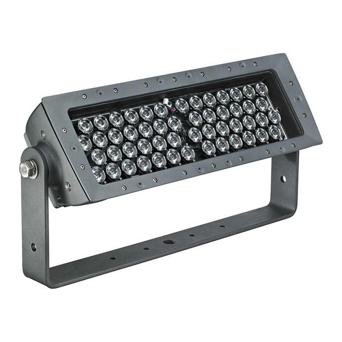 eColor Reach Compact Powercore – kiváló minőségű, nagy távolságra világító kompakt kültéri LED-es fényvető intelligens színes fénnyel