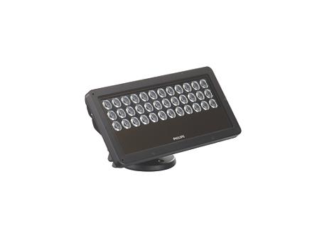 BCP484 36xLED-HB/RGBW 100-277V 10 BK