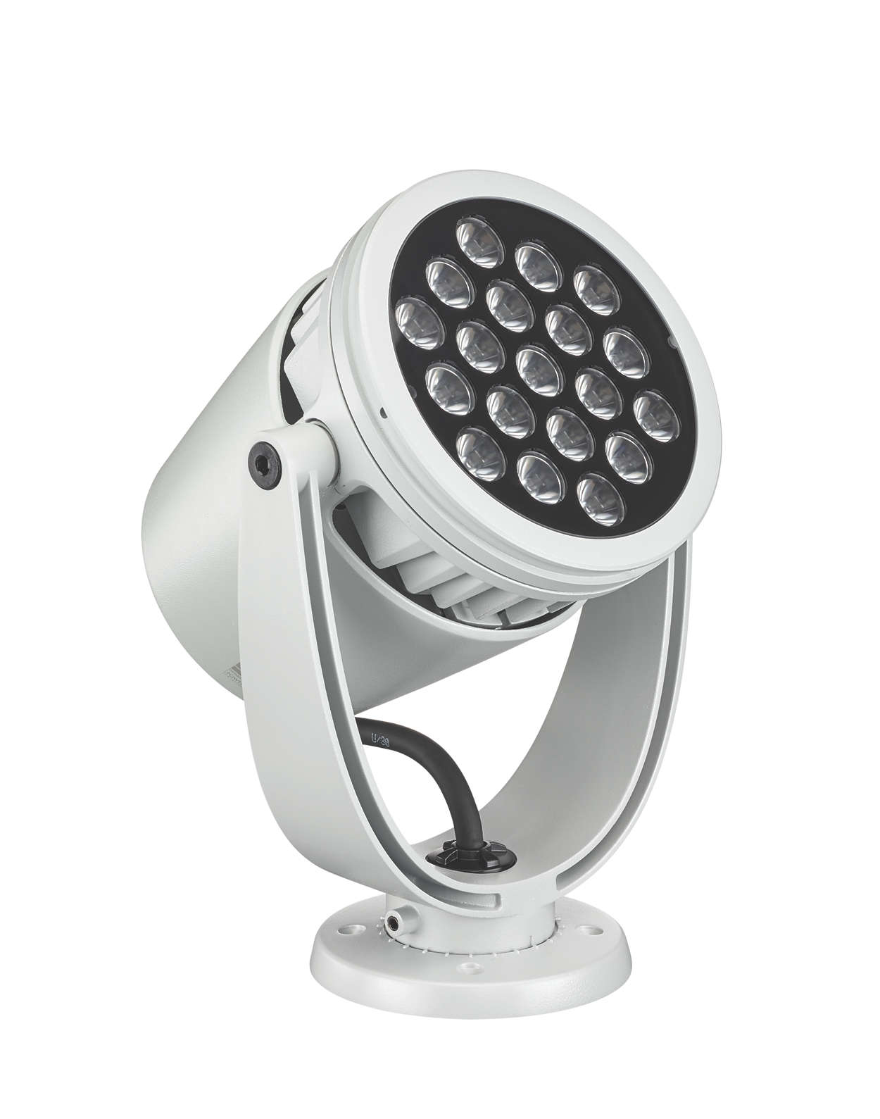 Architecturale LED-spotlight met intelligent wit en gekleurd licht