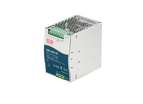 ZCX402 PSU 480W 48V 100-240 DIN
