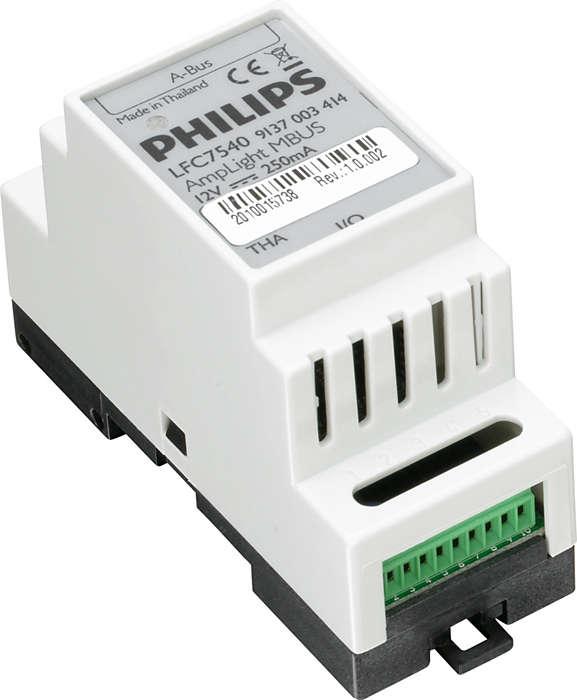 AmpLight - Centralized Streetlight Control