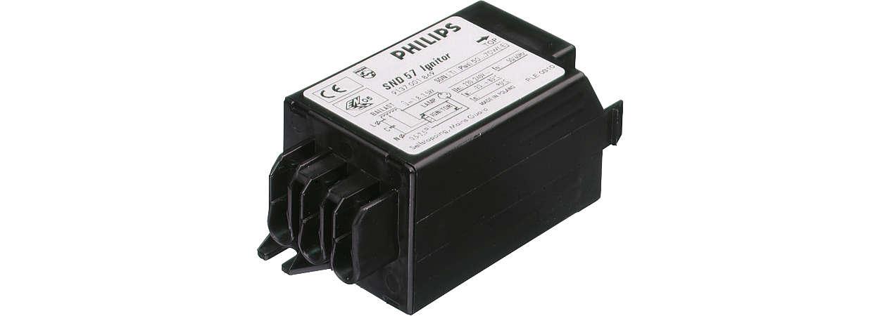 Digitální zapalovače pro zajištění maximální spolehlivosti