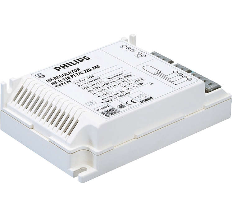HF-Regulator II for PL-T/C – dimming: neste trinn innen energisparing