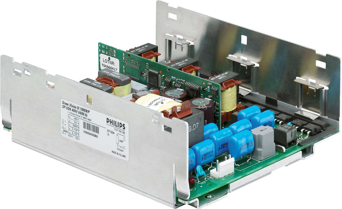 HID-GreenVision – The electronic solution for growth light applications