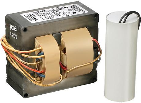 CORE & COIL HID MH BAL 400W M135/M155 5-TAP KIT