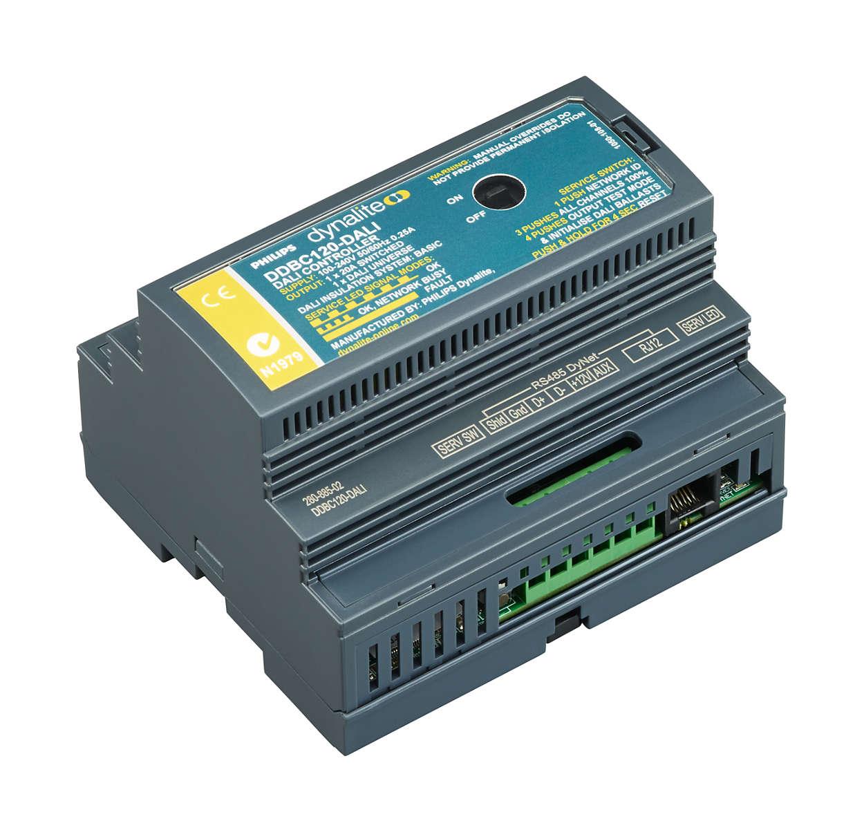 Energooszczędne systemy sterowania oświetleniem o zaawansowanej technice i prostej obsłudze