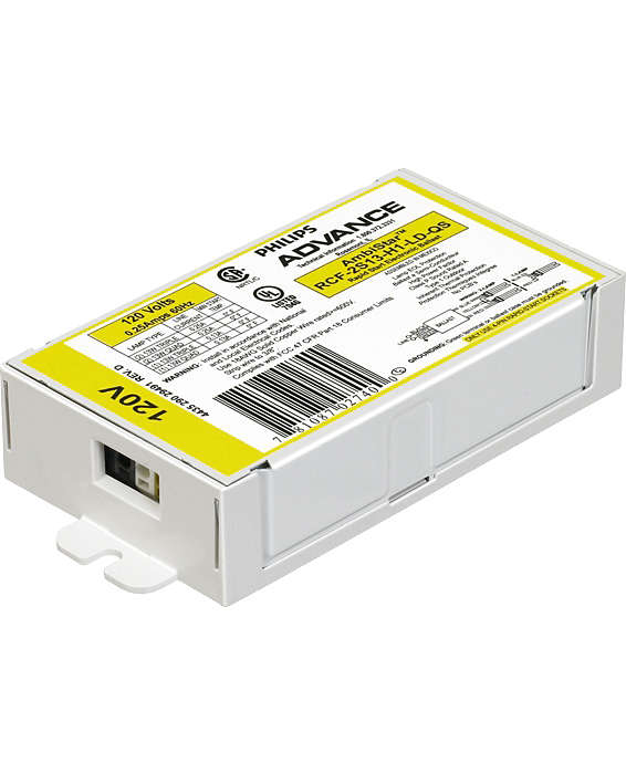 High-perfomance ballasts for residential and commercial applications
