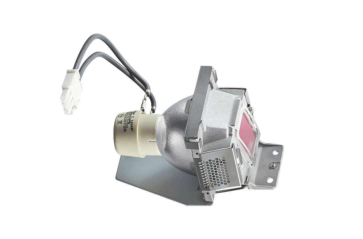 Original Lamp Replacement Modules for best quality and performance