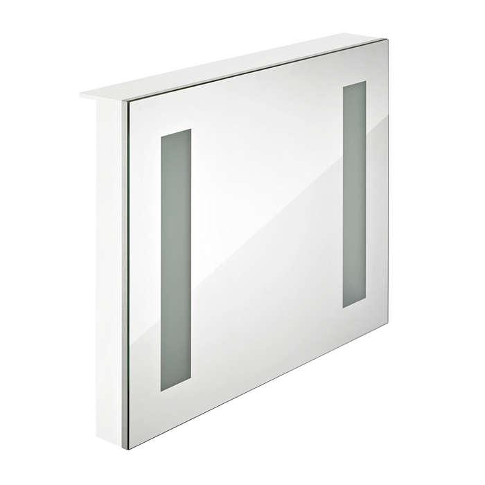 AmbiScene Vanity Mirror Occasions – Miroir pour essayage maquillage avec un éclairage que les utilisateurs peuvent adapter en fonction de l'occasion