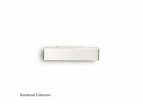 Peace wall lamp white 1x11W 230V