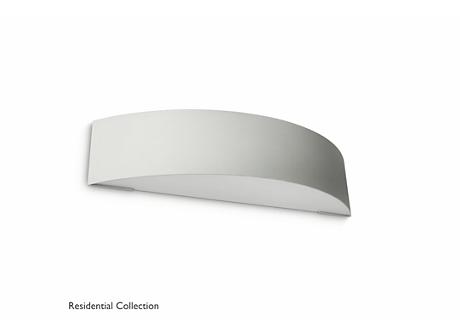 Patch wall lantern grey 1x27W 230V