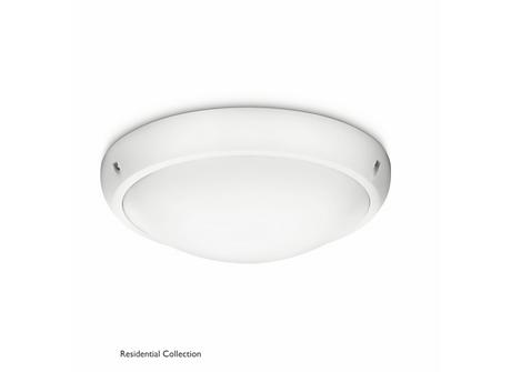 Paradise wall lantern white 2x18W 230V