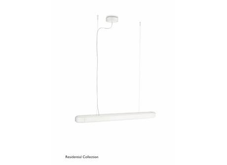 Attract pendant white 2x21W 230V