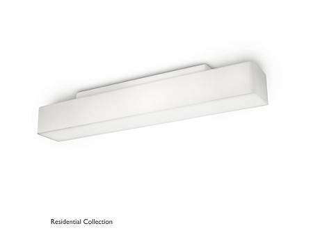 Peace ceiling lamp white 1x36W 230V