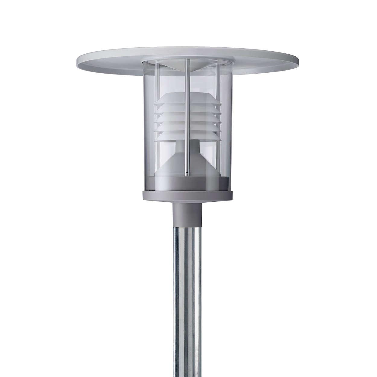 Grandeville LED – en designklassiker til all slags bybruk