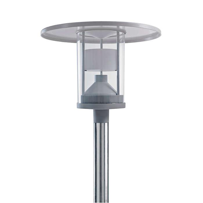 Grandeville LED – klassisk design för alla typer av stadsbelysning