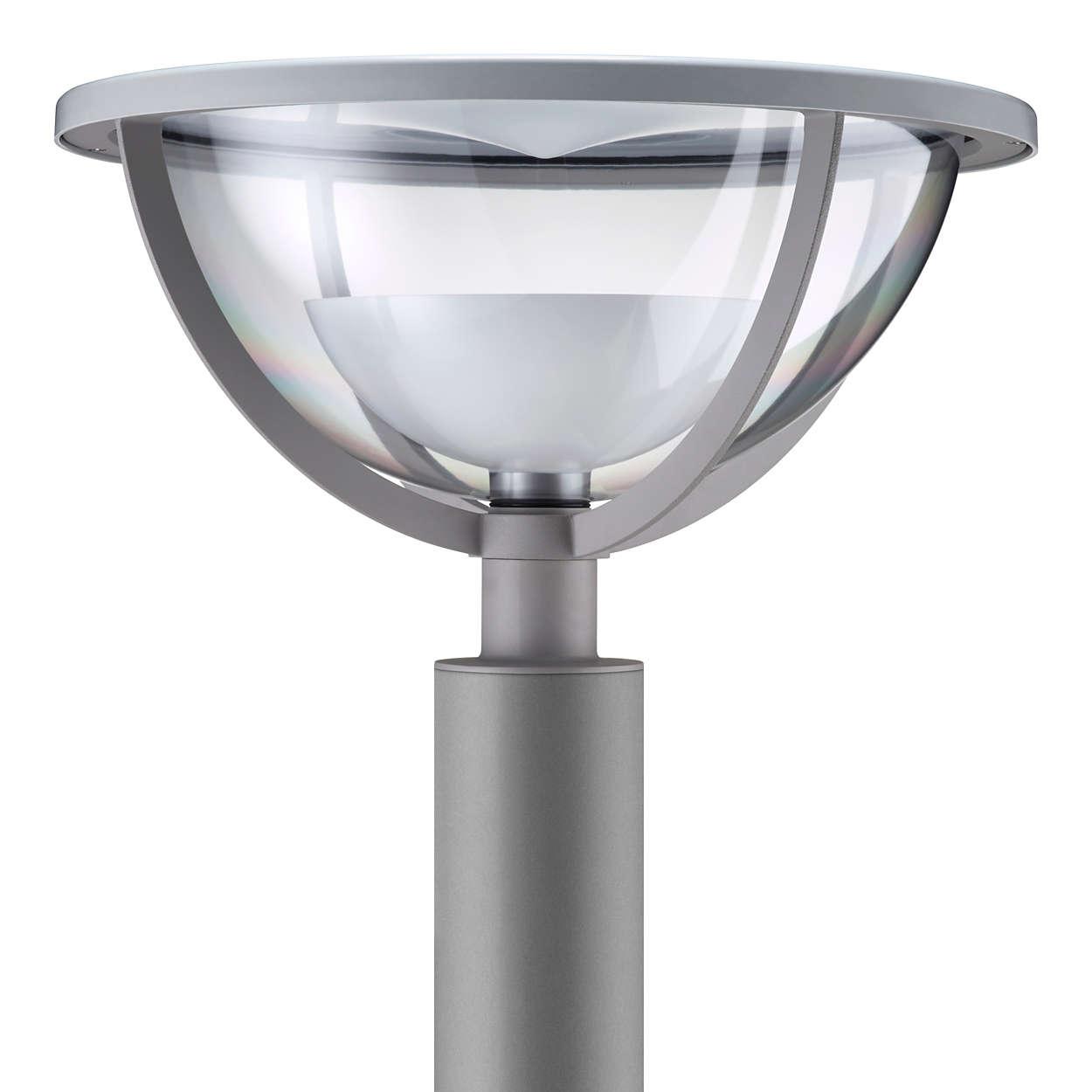 Helios LED – modern design kombinerat med effektiviteten hos LED