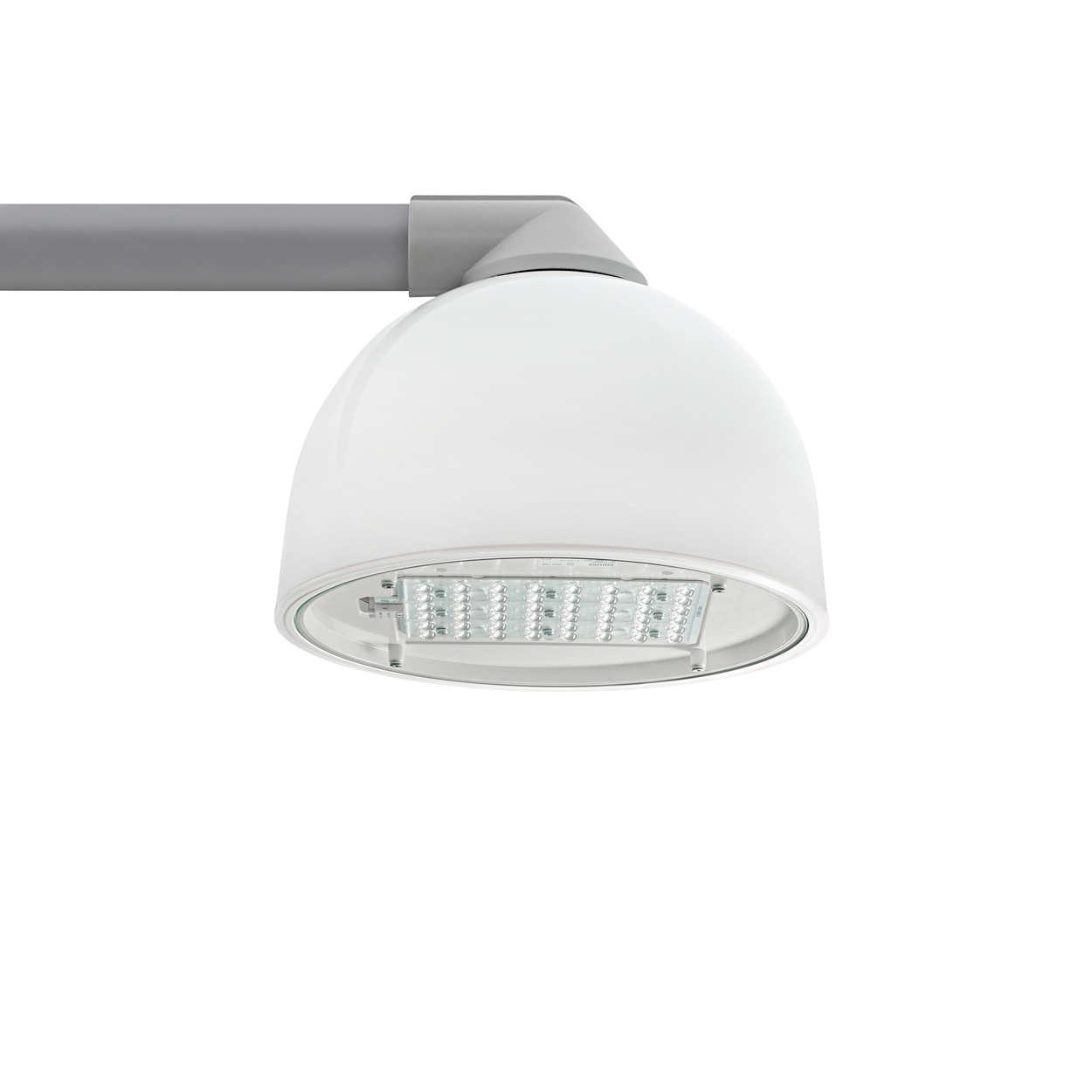 Copenhagen LED - diskret och tidlös design