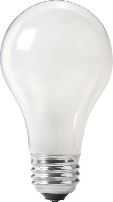 Standard Soft White Incandescent