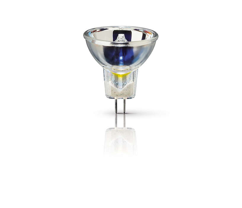 Halogen reflector lamps – proven reliability