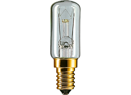 Deco 7W E14 230-240V T17 CL 1CT/10X10F