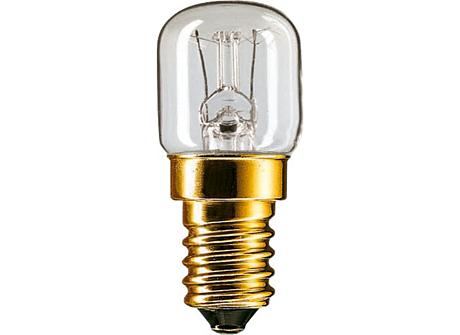 Appliance 15W E14 230-240V T22 CL OV 1BL/10