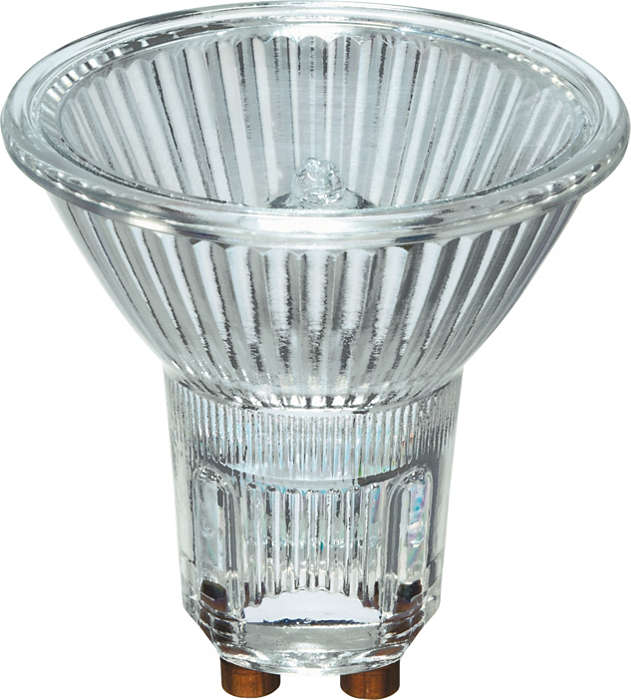 The new halogen reflector – a spot of crisp white light