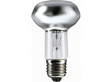 Reflector 60W E27 230V NR63 30D FR 1CT/30