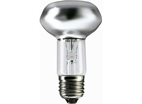 Reflector 40W E27 230V NR63 30D 1CT/30