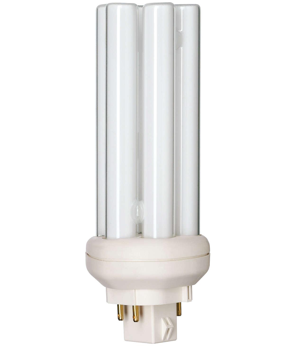 Low mercury,energy savings