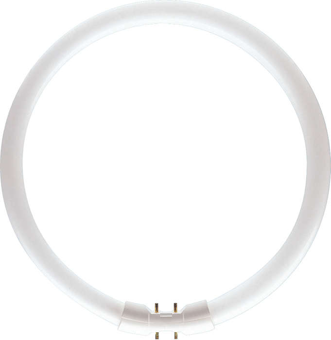 Powerful, ultra-slim circular lamps