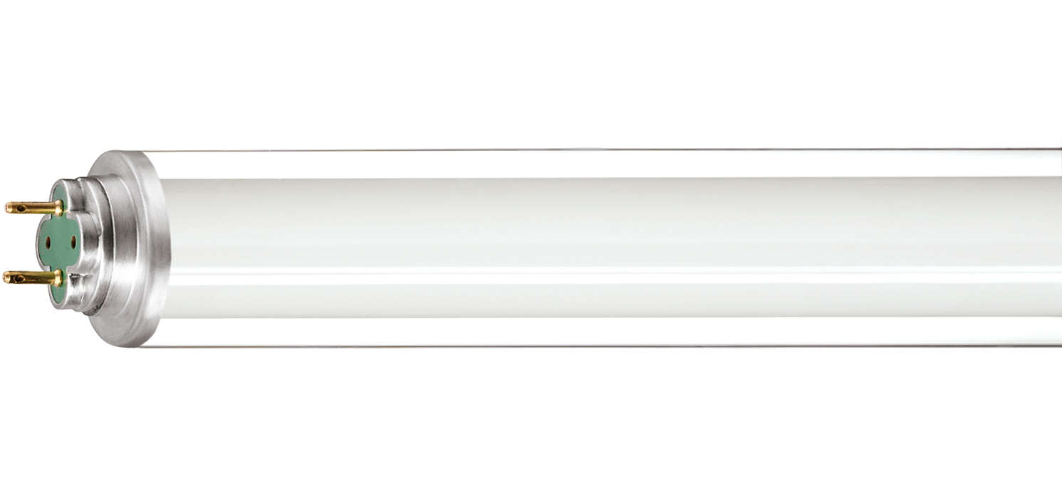 Lysstofrørsbelysning til kolde omgivelser