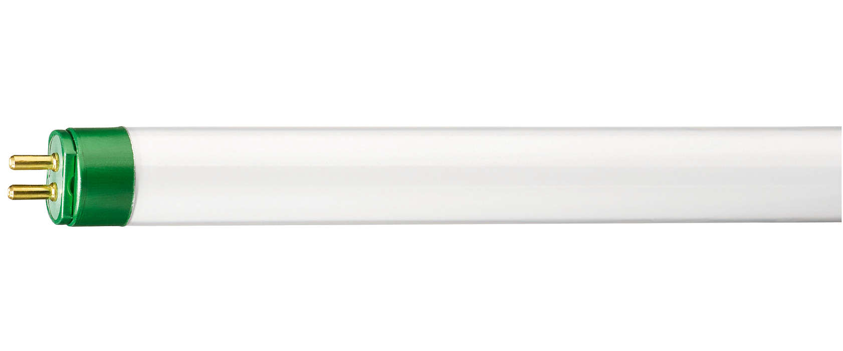 A luz fluorescente mais eficiente do mundo.