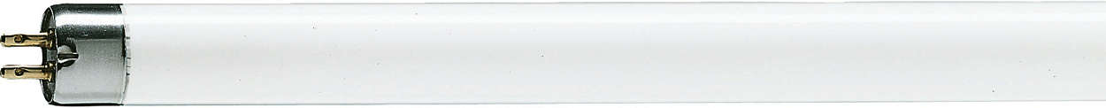 Small size fluorescent lamp with improved light quality