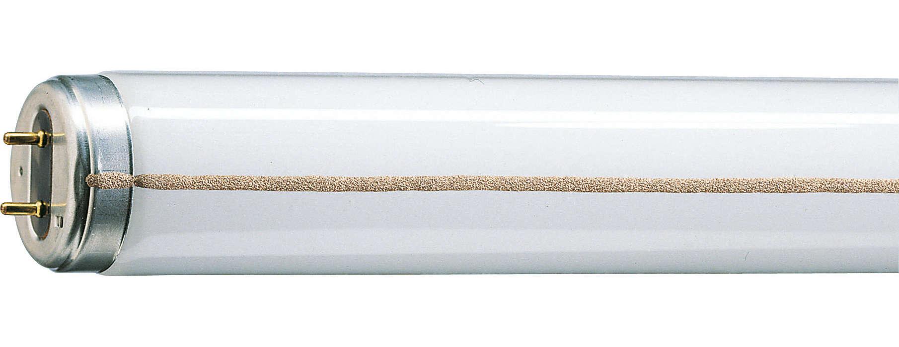 Lâmpada T12 para ignição fiável
