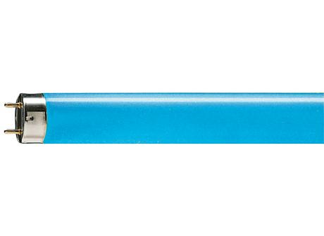 TL-D Colored 36W Blue 1SL/25