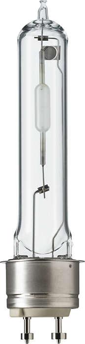 A solução de luz branca fiável com maior eficiência energética para exterior