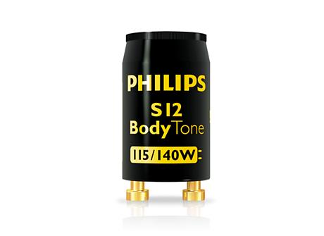 S12 115-140W 220-240V UNP/20X25CT