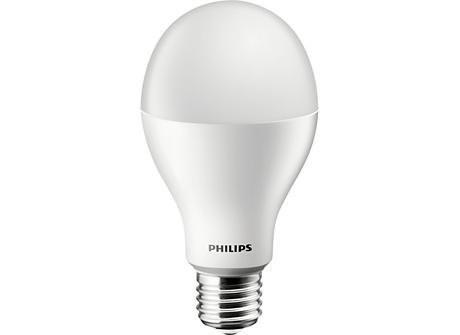 LEDBulb 12.5-75W E27 6500K 220-240V A67
