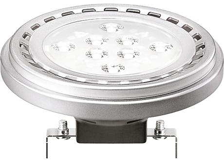 MAS LEDspotLV D 10-50W 827 AR111 24D