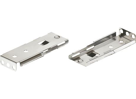 InteGrade mounting clip shelf arm
