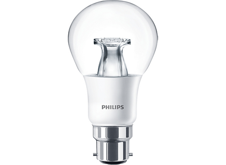 MAS LEDbulb DT 6-40W B22 A60 CL