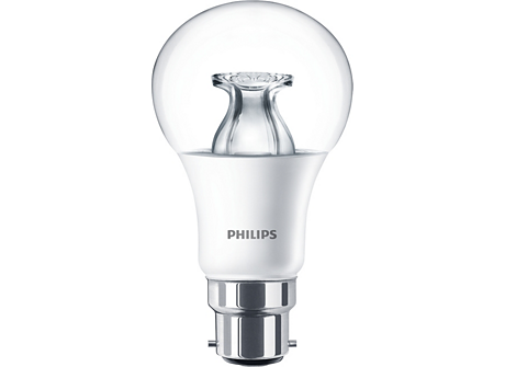 MAS LEDbulb DT 9-60W B22 A60 CL