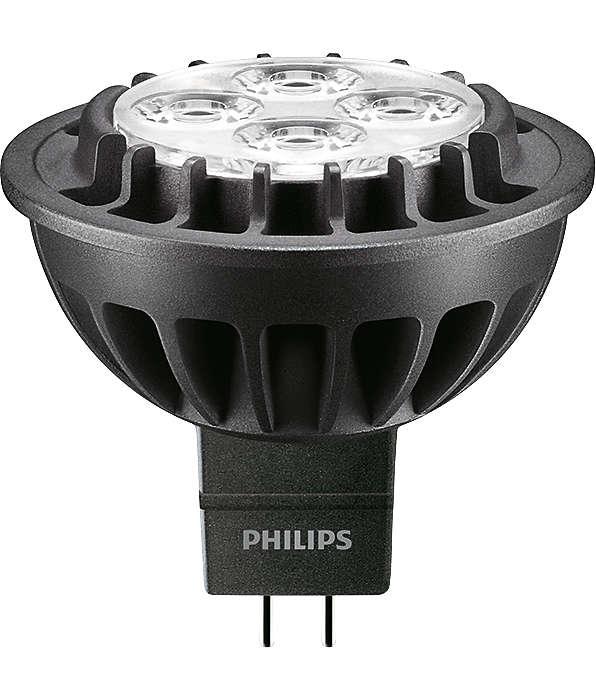 MASTER LEDspot LV - The ideal solution for spot lighting