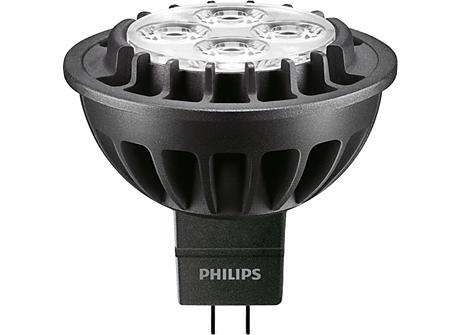 MAS LEDspotLV D 7-35W 830 MR16 60D
